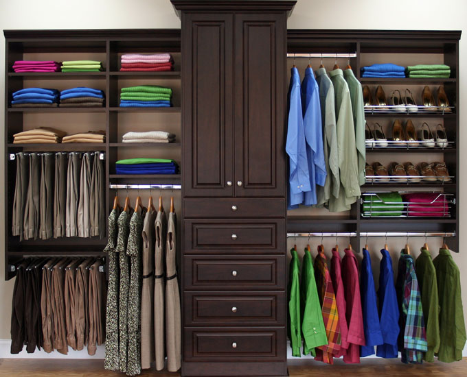 quicker a to organizing your items find closet how efficiently coordinated organize color organized