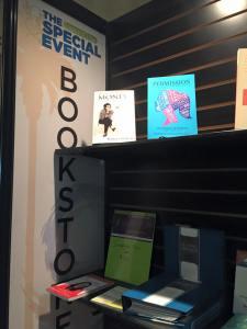 Permission TSE 2015 bookstore